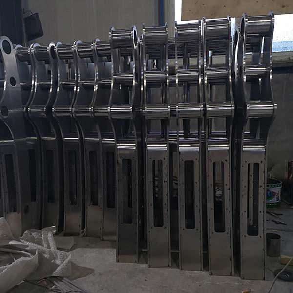 天津不锈钢护栏安装